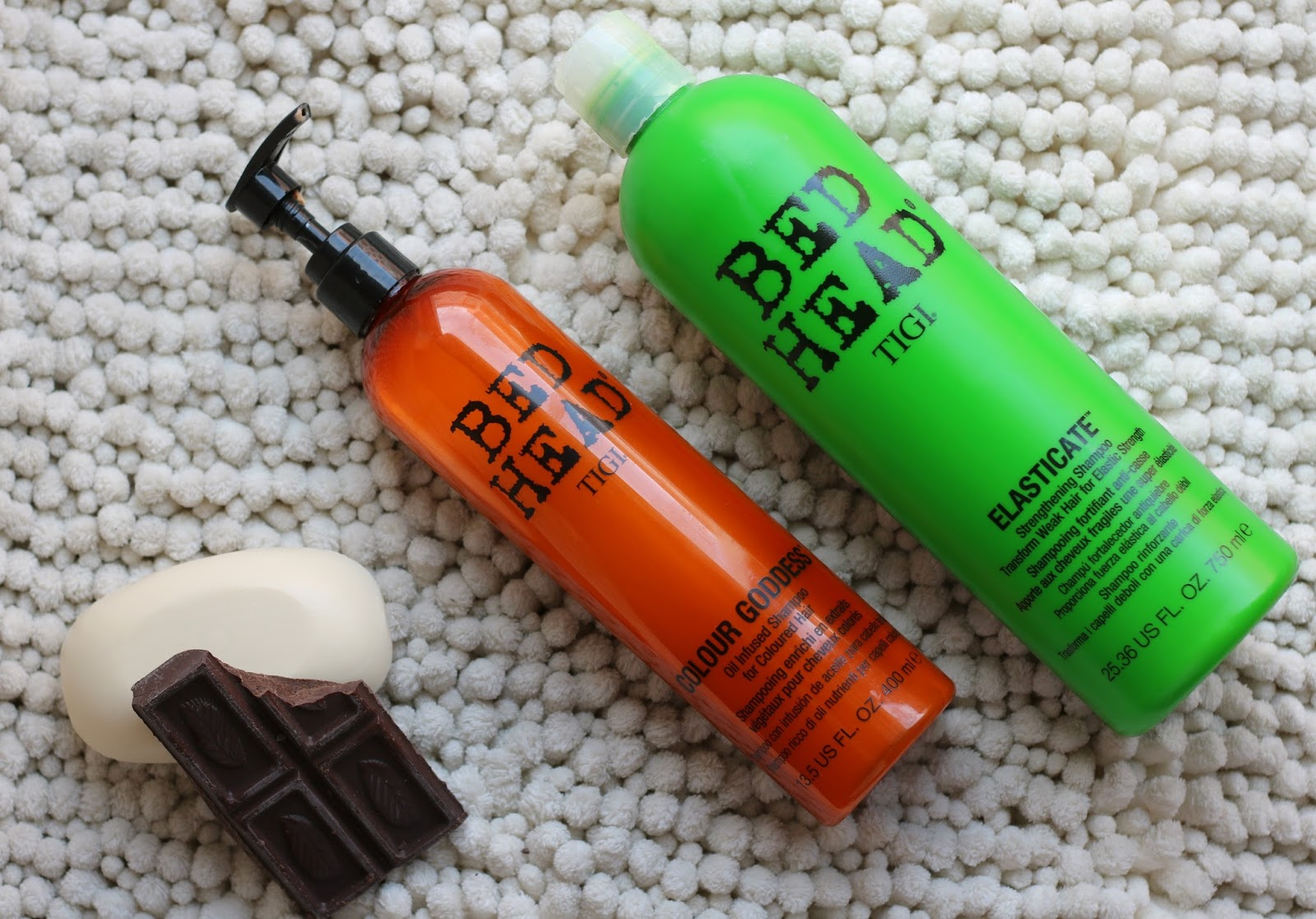 bed head tigi champô
