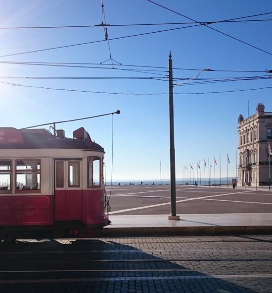 Lissabon Impressionen - Alfama, Terreiro do Paco, Miradouro da Senhora do Monte