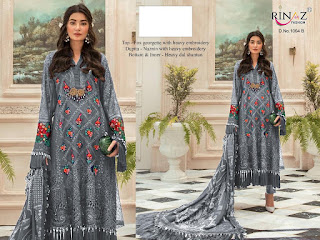 Rinaz Fashion maria b Colours pakistani Suits wholesaler