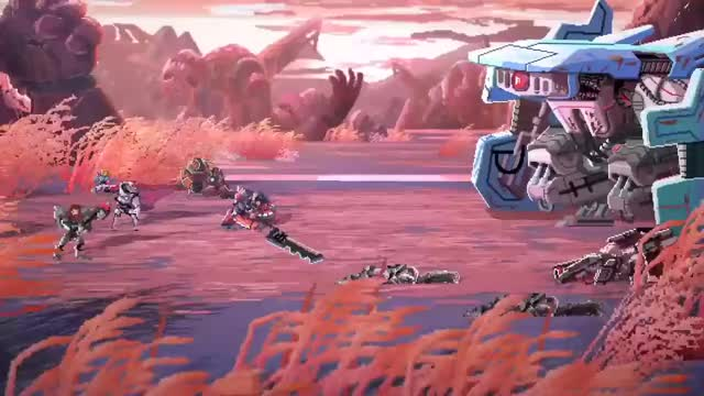 Star Renegades 2DX gameplay