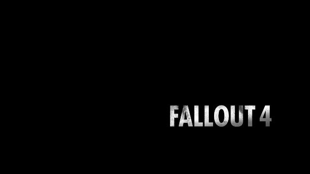 Fallout 4 title screen logo