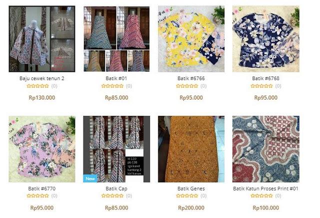 batik-pasar-klewer-online