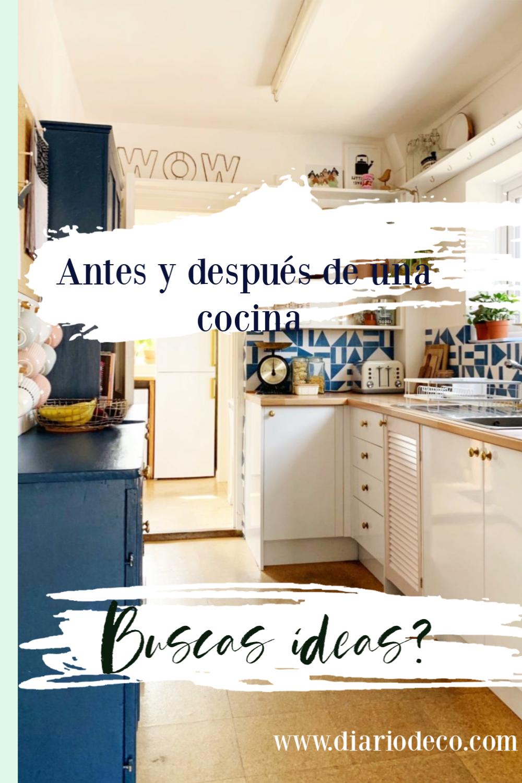 ideas para hacer un cambio en la cocina por poco dinero