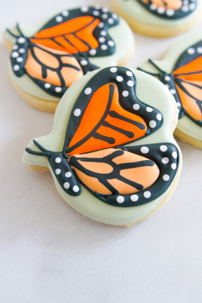 7 Fall-Themed Decorated Cookies that Aren't Halloween
