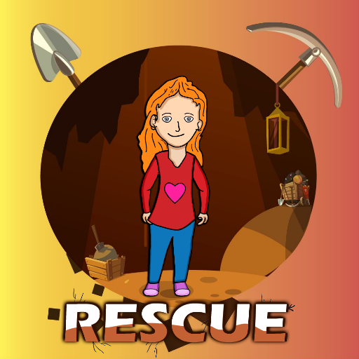 Play Games2Jolly Girl Rescue From Underground