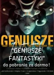 Antologia Geniusze Fantastyki