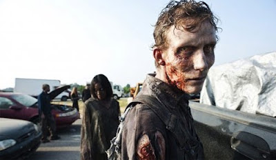 the walking dead walkers