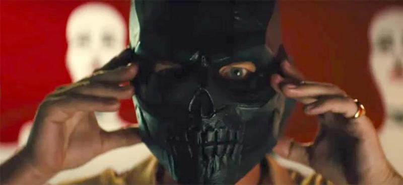 Máscara Negra - Aves de Rapina 2020 Trailer