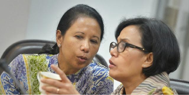 Harta Menteri Wanita: Rini Terkaya, Utang Sri Mulyani Terbanyak
