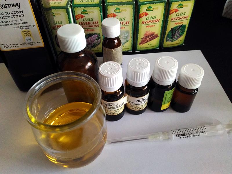 olejki eteryczne w leczeniu boreliozy