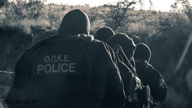 Εντυπωσιακές φωτογραφίες από την εκπαίδευση Αστυνομικών της Ο.Π.Κ.Ε. Φθιώτιδας