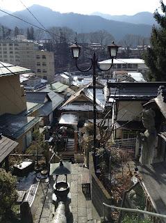 Shibu hotspring