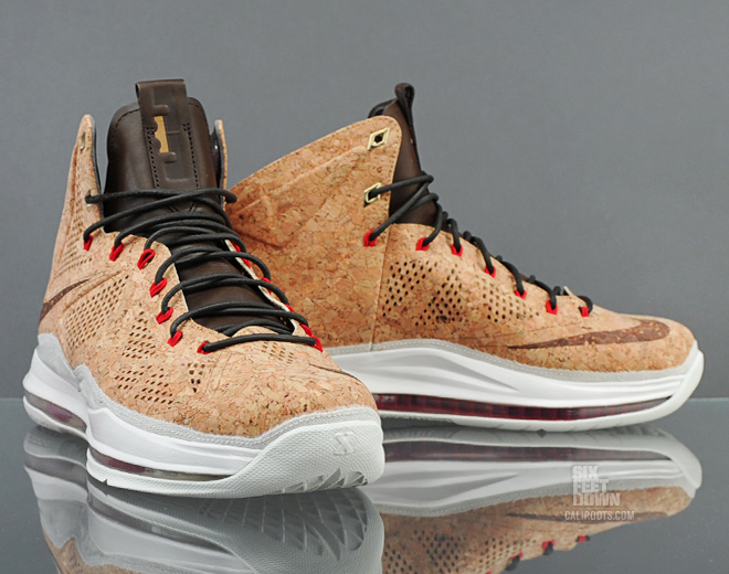 best sneakers ef8d6 9165e Six Feet Down provides a closer look at the highly anticipated Nike LeBron X  EXT