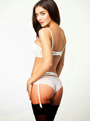 Amy Jackson Hot Stills 11 - Best 40 Lingrie(Bikini) Images Of Amy Jackson Sexy Photos Of British Model I & Enthiran Actress Showed Everything For Modeling in UK Before Entering into the Indian Film Industry