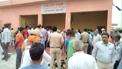 Maha Panchayat in Pala village in case of Lalit massacre, will be cremated after three days