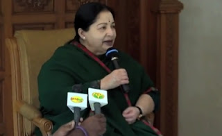 My Life is dedicated for the TN people : Jayalalitha