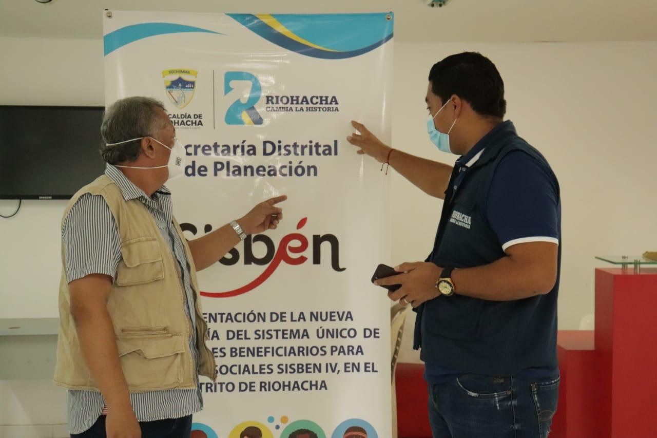 hoyennoticia.com, Distrito de Riohacha ha fortalecido al Sisben