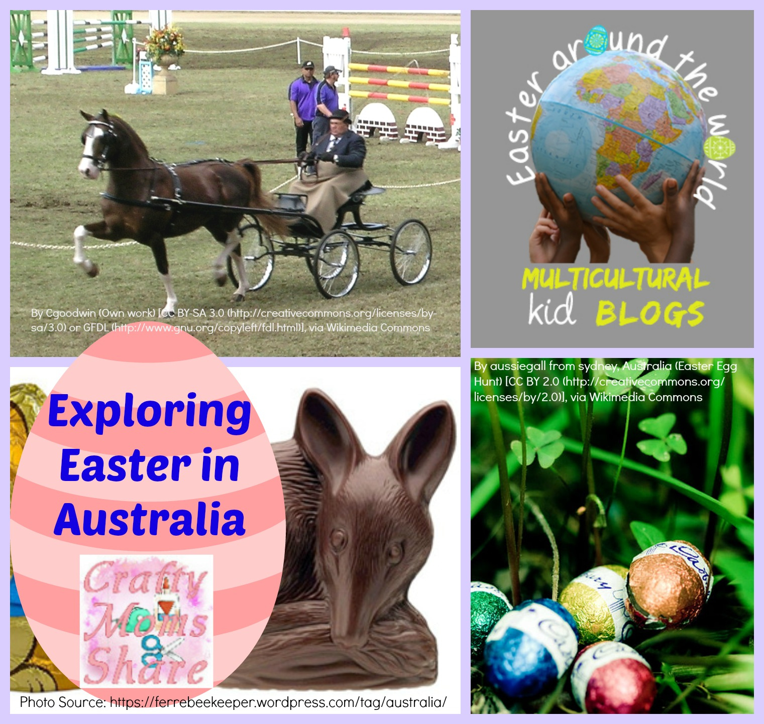 Crafty moms share exploring easter in australia exploring easter in australia negle Images