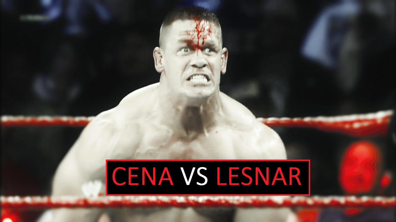 The gallery for --> Brock Lesnar Vs John Cena Summerslam 2014