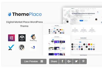 Download Theme Wordpress Affiliate ThemePlace