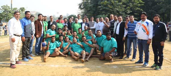 पावरट्रैक के पीटी पैंथर्स बने एस्कॉर्ट्स प्रो कबड्डी लीग के विजेता