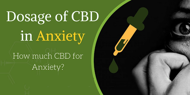 What is CBD Dosage For Anxiety