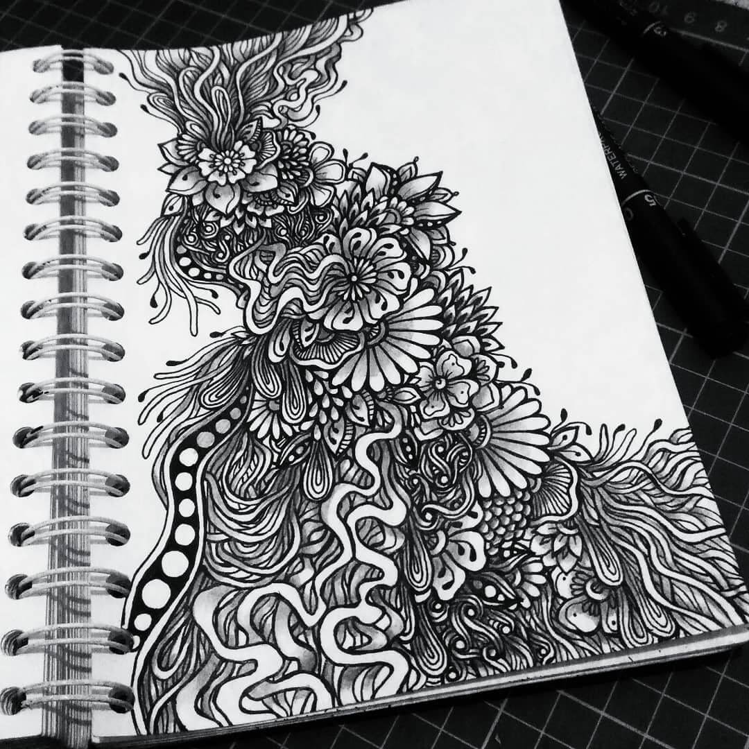 10-Widya-Rahayu-Intricate-Doodles-and-Zentangle-Drawings-www-designstack-co