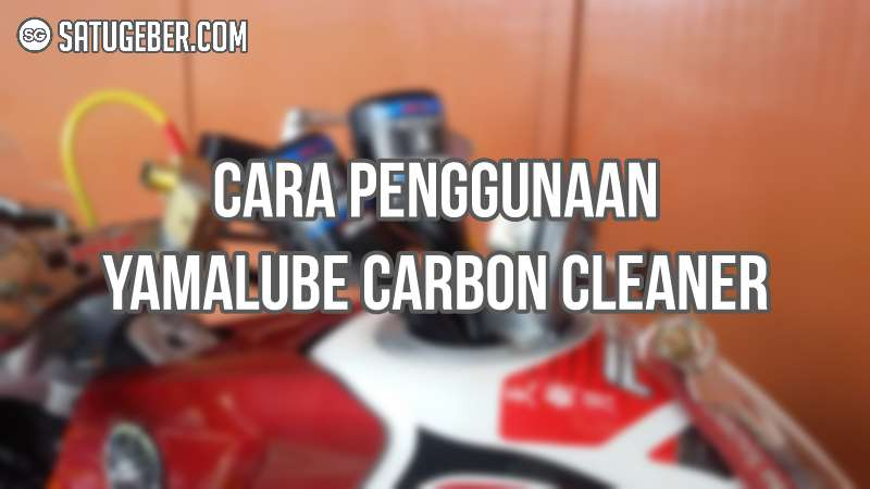 gambar botol Yamalube Carbon cleaner terbaru