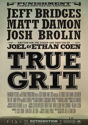 True Grit 2011 BRRip 720p Dual Audio In Hindi English ESub