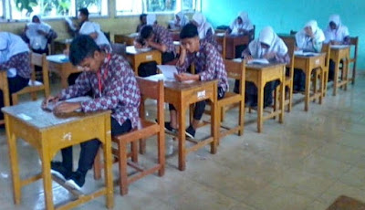 try out UN,UNBK,Persiapan siswa