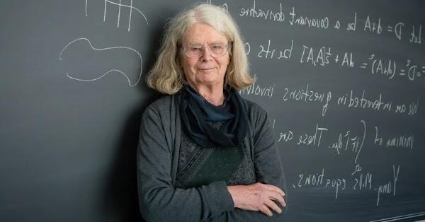 """Karen Uhlenbeck : la primera mujer en ganar el """"Premio Nobel"""" de Matemáticas"""