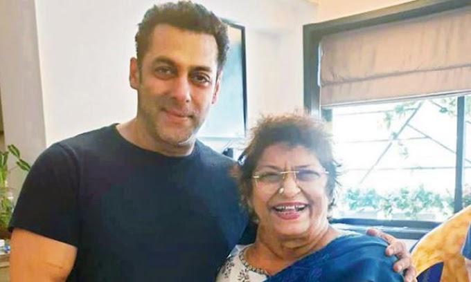 Salman Khan promises to help Saroj Khan after Bollywood fails to give her work