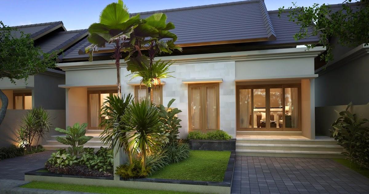 galeri gambar desain rumah minimalis cantik type 36