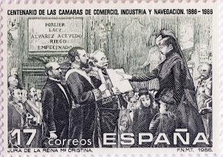 CENTENARIO DE LA CREACIÓN DE LAS CÁMARAS DE COMERCIO, INDUSTRIA Y NAVEGACIÓN