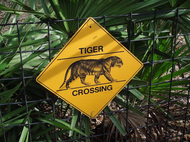 Big Cat Rescue sign
