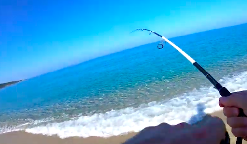 Fishing in Corsica