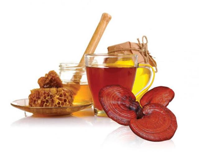 Tác dụng khi uống nấm linh chi vào buổi sáng