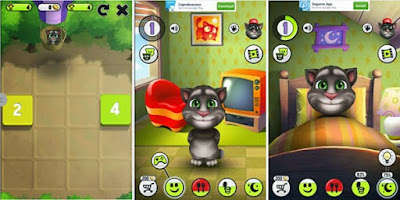 Downoad My Talking Tom v2.5.2 Apk Screenshot
