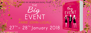 The Big Event Blog Tour Poster