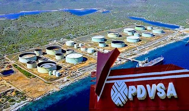 Terminal de PDVSA en Bonaire se declaró en bancarrota alegando sanciones de Estados Unidos a Venezuela