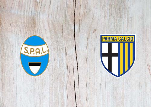 SPAL vs Parma -Highlights 5 October 2019