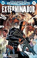 DC Renascimento: Exterminador #1