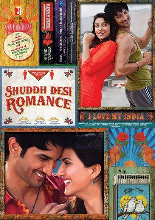 Shuddh Desi Romance 2013 Full Hindi Movie Download