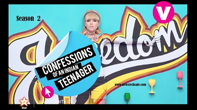 'Confessions of an Indian Teenager' Season 2 Channel V Upcoming Show Wiki Plot |StarCast |Promo |Timing |Song