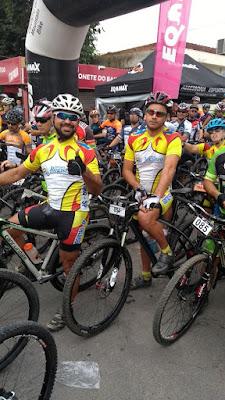 Ciclismo registrense se destaca na 3ª etapa do Circuito Ubuntu de MTB