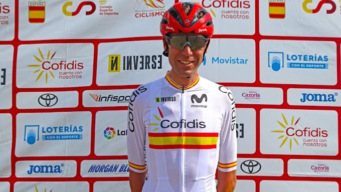 David Valero participará en sus segundos Juegos Olímpicos