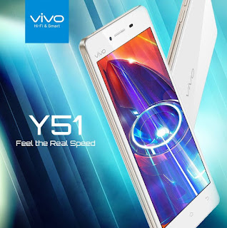 Vivo  Y51 Coming to the Philippines, 5-inch 64-bit Quad Core LTE