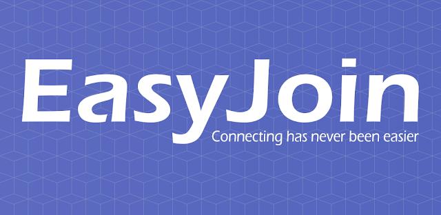 """قم بتنزيل EasyJoin """"Pro"""" 3.6.1 - تطبيق مشاركة ملفات لهواتف الاندرويد"""