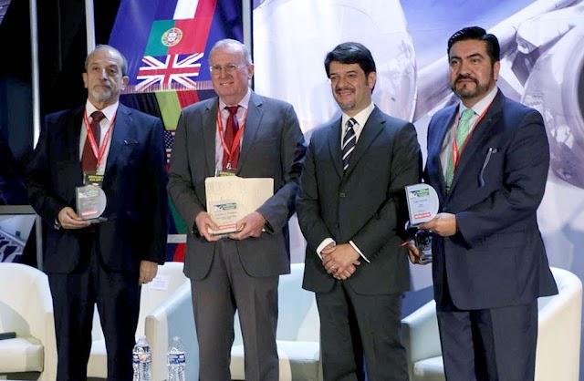 INGENIO DE JUVENTUD MEXICANA, SIN PAR:  CUMBRE AEROESPACIAL 2018