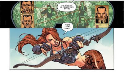 Comics - Danger Girl - les filles sexy de la team sont en mission